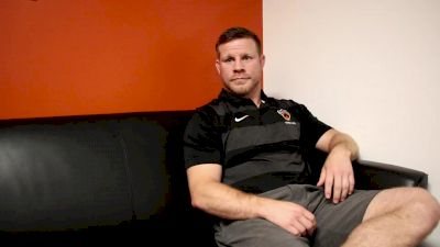 Joe Dubuque On Rivalries In Wrestling And Wanting To Push Princeton To New Levels Every Year