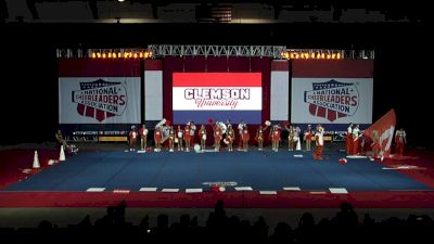 Clemson University [2019 Game Day Division IA Prelims] 2019 NCA & NDA Collegiate Cheer and Dance Championship