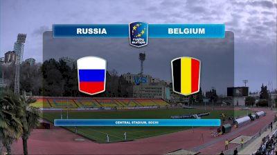 2019 REC19: Russia vs Belgium