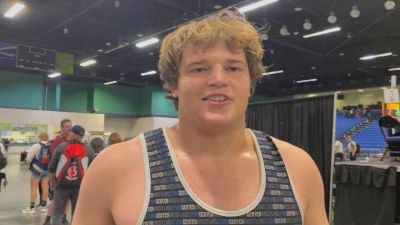 Chase Horne Rolled Through The Super 32 Heavyweight Bracket