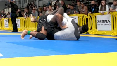 Rida Haisam Earns His First Heel Hook Victory At The IBJJF Dallas Open
