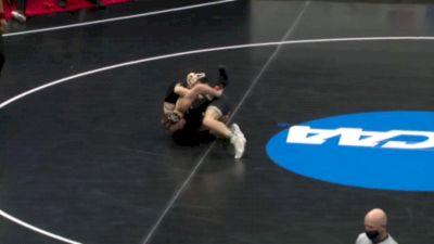 149 m, Jarrett Degen, Iowa State vs Griffin Parriott, Purdue