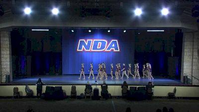 Dancin with Roxie Prestige [2021 Senior Large Contemporary/Lyrical Day 2] 2021 NDA All-Star National Championship