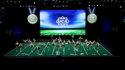 Brentwood Middle School [2021 Large Junior High Game Day Finals] 2021 UCA National High School Cheerleading Championship