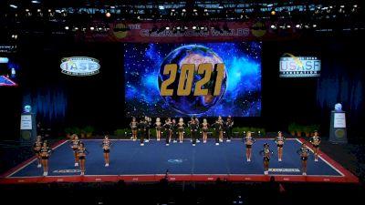 Cheer Extreme - Raleigh - Smoex [2021 L6 Senior Medium Coed Semis] 2021 The Cheerleading Worlds