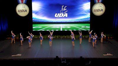Mandeville High School [2021 Large Game Day Semis] 2021 UDA National Dance Team Championship
