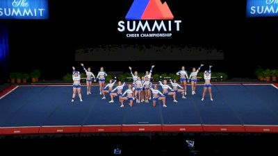 The Stingray All Stars - Rose Gold [2021 L3 Senior - Small Semis] 2021 The Summit