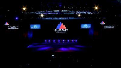 The Stingray All Stars - Gray [2021 L2 Junior - Medium Finals] 2021 The Summit