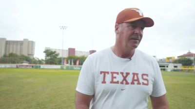 Texas Coach Mike White Recaps Opening Weekend