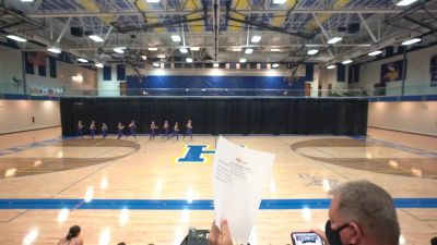 Francis Howell High School [Junior Varsity - Jazz] 2021 UDA Spirit of the Midwest Virtual Challenge