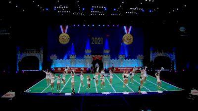 Liberty Christian High School [2021 Large Game Day Div II Finals] 2021 UCA National High School Cheerleading Championship