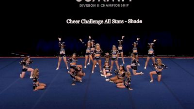 Cheer Challenge All Stars - Shade [2021 L4.2 Senior - Small Wild Card] 2021 The D2 Summit