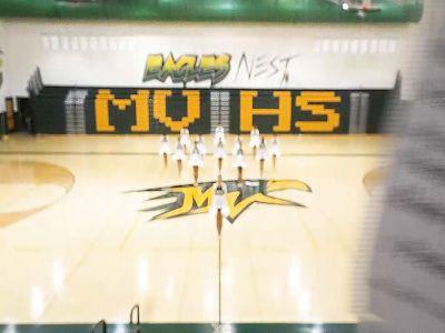 Mountain Vista High School [Virtual Medium Varsity - Pom Finals] 2021 NDA High School National Championship