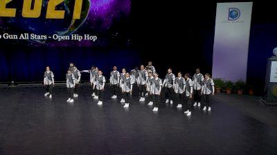 Top Gun All Stars - Open Hip Hop [2021 Open Coed Premier Hip Hop Finals] 2021 The Dance Worlds