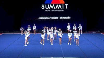 Maryland Twisters - Supercells [2021 L6 Junior - Small Wild Card] 2021 The Summit