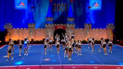 GymTyme All-Stars - Blush [2021 L4 Senior - Medium Semis] 2021 The Summit