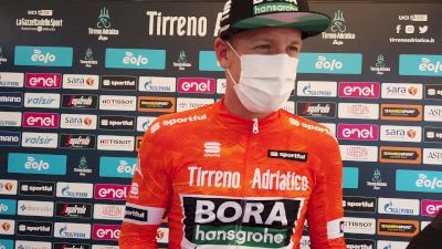 """Pascal Ackerman:"""" The team has been amazing at this Tirreno Adriatico"""""""