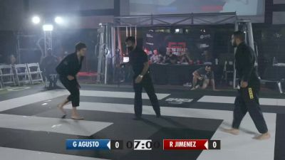 Roberto Jimenez vs Guilherme Augusto Third Coast Grappling- KUMITE VI