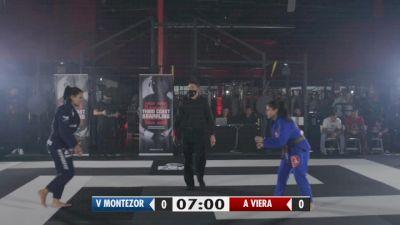 Ana Carolina Vieira vs Victoria Montrezor | Quarterfinal | 3CG Kumite VII
