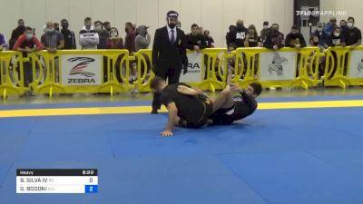 Giancarlo Bodoni Wins Black Belt Debut With RNC