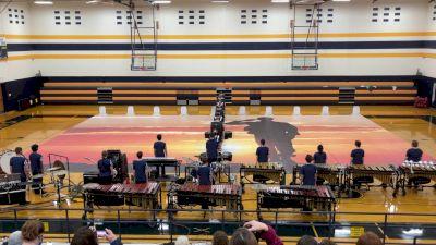 Stephenville Indoor Drumline - 21 Guns