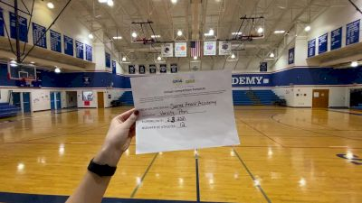 Sacred Heart Academy [Varsity - Pom] 2021 UDA South Spring Virtual Dance Challenge