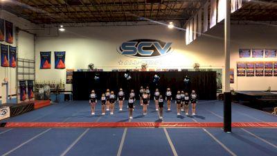 SCV All Stars - Junior Black [L3 Junior] 2021 USA All Star Virtual Championships