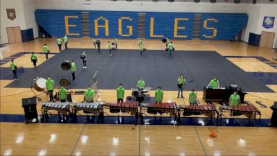 Hudsonville Winter Percussion - CPU