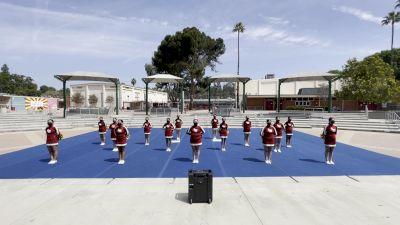 La Serna High School [High School - Band Chant - Cheer] 2021 USA Spirit & Dance Virtual National Championships