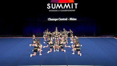 Champs Central - Shine [2021 L4 Junior - Medium Finals] 2021 The D2 Summit