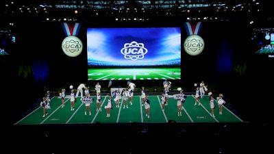 Mandeville High School [2021 Medium Coed Game Day Semis] 2021 UCA National High School Cheerleading Championship