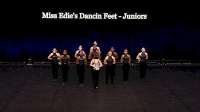Miss Edie's Dancin Feet - Juniors [2021 Junior Pom Semis] 2021 The Dance Summit