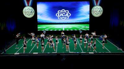 Saltillo High School [2021 Large Coed Game Day Finals] 2021 UCA National High School Cheerleading Championship
