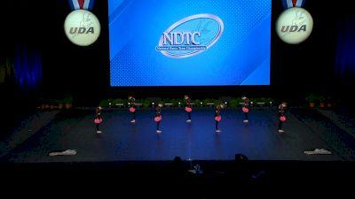 Prima Dance All-Stars - Junior Pom [2021 Junior - Pom Finals] 2021 UDA National Dance Team Championship