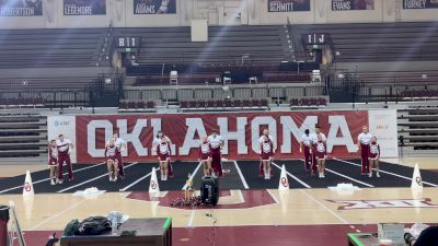 University of Oklahoma [Virtual Division IA Finals] 2021 UCA & UDA College Cheerleading & Dance Team National Championship