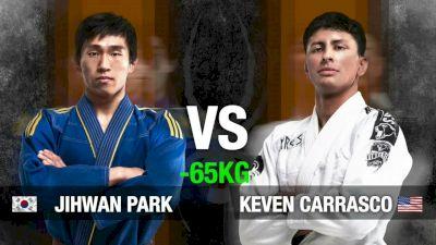 Keven Carrasco vs Jihwan Park Spyder Road To Black