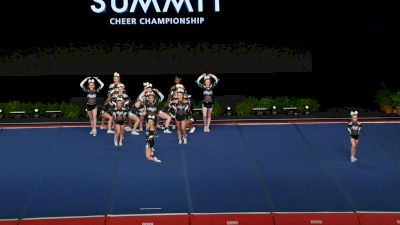Cheer Extreme - Angels [2021 L3 Junior - Small Semis] 2021 The Summit