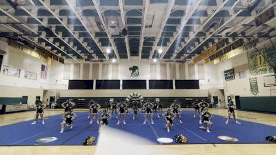 La Salle High School [Super Varsity Non Tumbling Virtual Finals] 2021 UCA National High School Cheerleading Championship