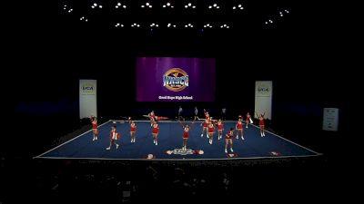 Good Hope High School [2021 Small Varsity Division II Semis] 2021 UCA National High School Cheerleading Championship