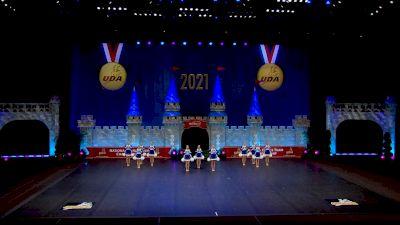 Mandeville High School [2021 Small Varsity Pom Finals] 2021 UDA National Dance Team Championship