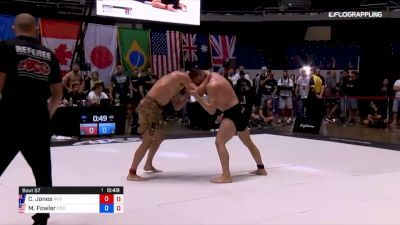 Craig Jones Guillotines Mason Fowler At ADCC