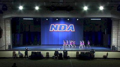 Dancin Bluebonnets [2021 Tiny Jazz Day 2] 2021 NDA All-Star National Championship