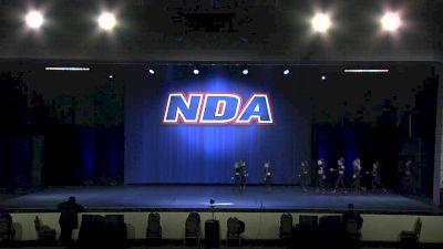 Studio X Fire [2021 Mini Hip Hop Day 2] 2021 NDA All-Star National Championship