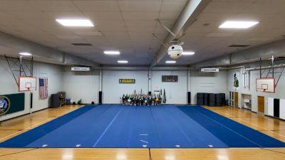 Floyd Central High School [Virtual Super Varsity Non Tumbling Game Day Semi Finals] 2021 UCA National High School Cheerleading Championship