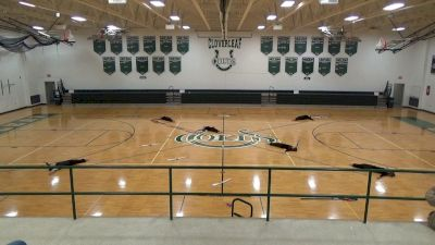"""Cloverleaf Winter Guard - """"Unchained"""""""