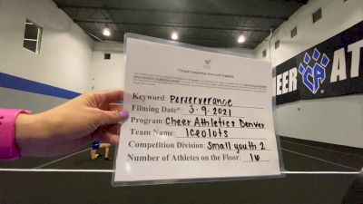 Cheer Athletics - Denver - ICEolots [L2 Youth] 2021 USA All Star Virtual Championships