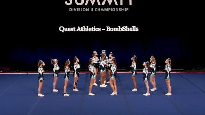 Quest Athletics - BombShells [2021 L4.2 Senior - Small Semis] 2021 The D2 Summit