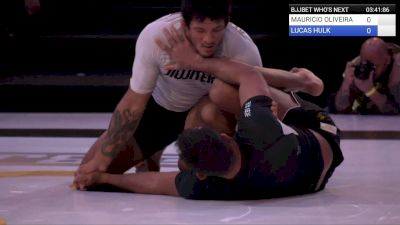 Lucas Hulk Barbosa Crushes The Competition at BJJBet | Highlight