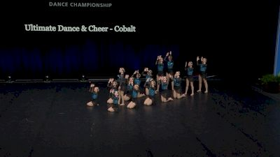 Ultimate Dance & Cheer - Cobalt [2021 Youth Contemporary / Lyrical - Large Finals] 2021 The Dance Summit