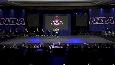 Imperial Athletics REGIMENT [2020 Junior Coed Hip Hop Day 2] 2020 NDA All-Star Nationals